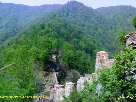 قلعه رودخان - نمای 2