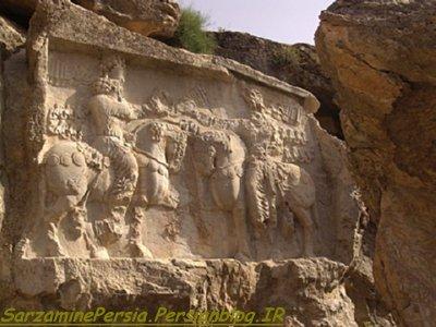 شاهپور اول، پادشاه ساسانی .:SarzaminePersia.Persianblog.IR:.